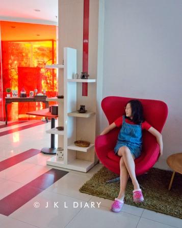 Sofa di lobby
