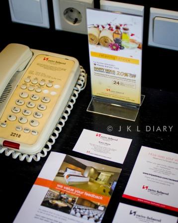 IDD telephone dan nomor kontak in charge person number