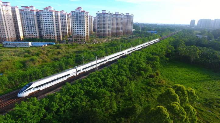 hainan train from china daily