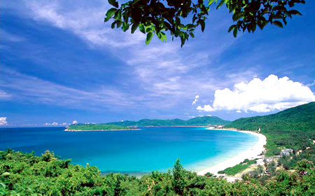 yalong_bay_hainan chinatoday com