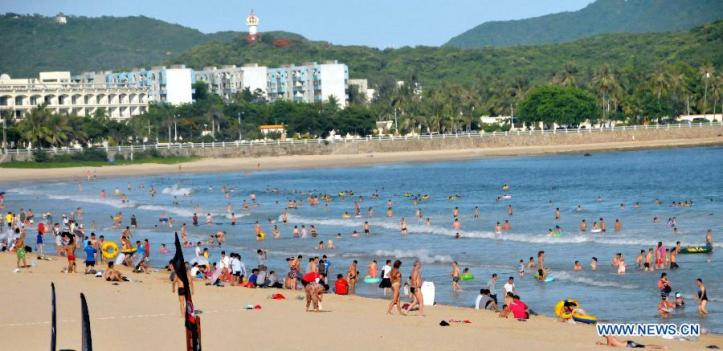 Da dong hai beach (httpwww.chinadaily.com.cn)