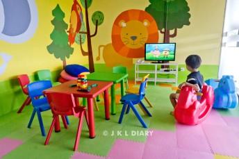 Kids Corner di Swissbel Dago Heritage Bandung