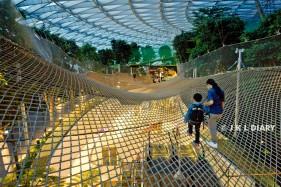Canopy Park Jewel Singapore