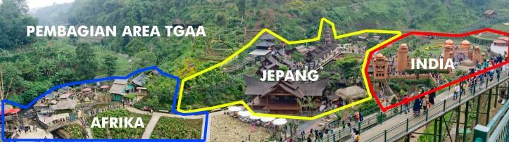 The Great Asia Afrika, Wisata Keluarga Tematik di Lembang, Bandung – JKLDiary