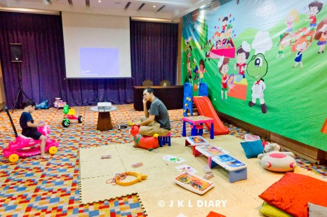 Kids Corner di The 101 Surya Kencana Bogor