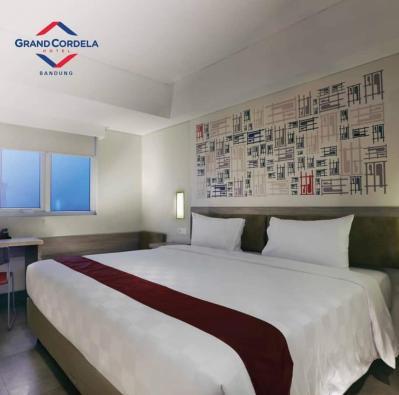 Family Room Grand Cordela Bandung (sumber: IG @Grandcordelahotels)