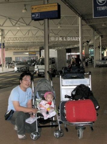 Travelling bareng anak ke Malaysia