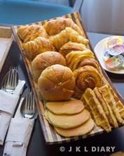 bread, pancake & waffle