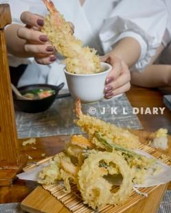 tempura assorted
