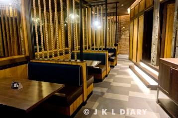 Lantai 2 Kunoichi Restaurant